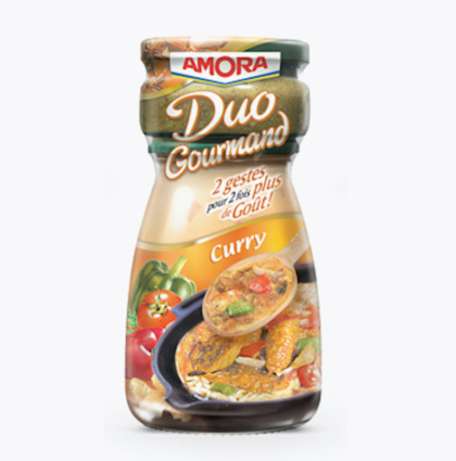 Amora Duo Gourmand