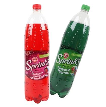 Sprink's – Marque repère