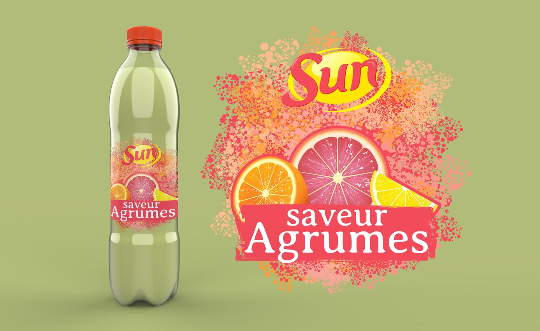 2021 SUN Saveur Agrumes Graphisme Didier Cosson Design